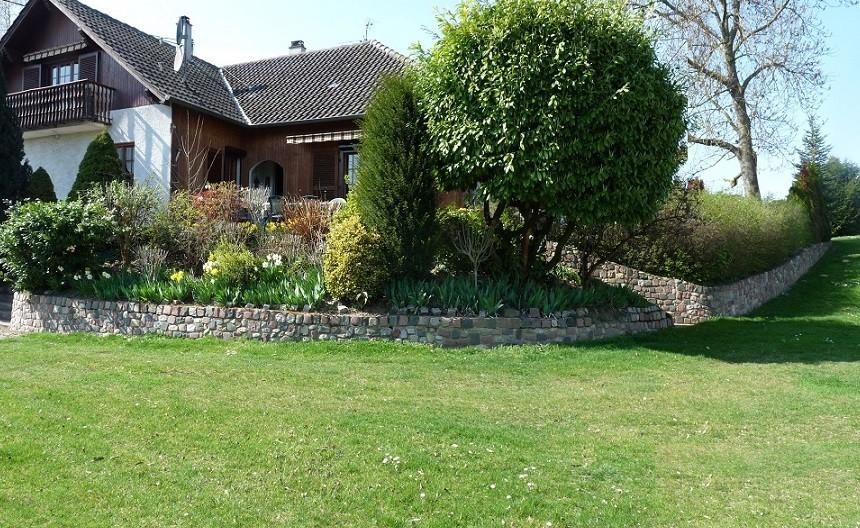 Très belle maison 160m² sur 20 ares, entre Haguenau et Brumath
