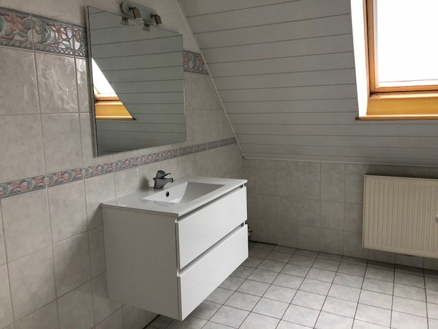 Haguenau duplex lumineux 75m², 3/4 pièces, balcon, garage