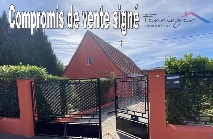 maison haguenau Fenninger immobilier