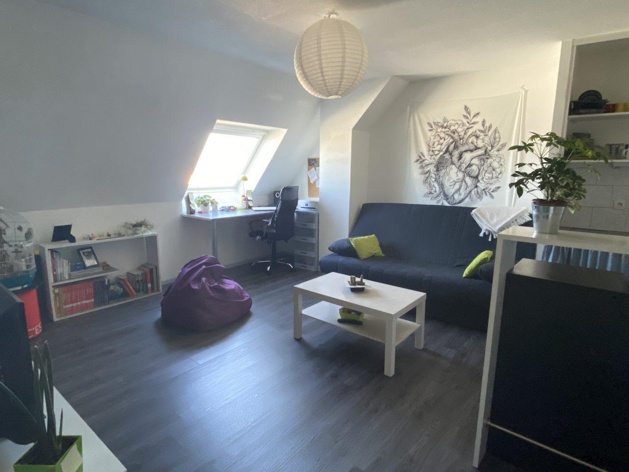 Beau studio en vente à Koenigshoffen