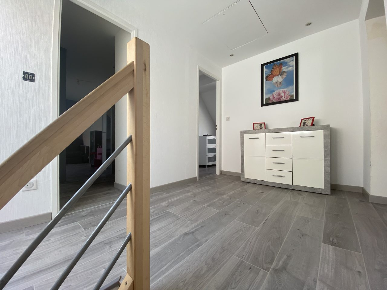 A Schirrhein, belle maison de 137m2 sur 5,2 ares. Video disponible
