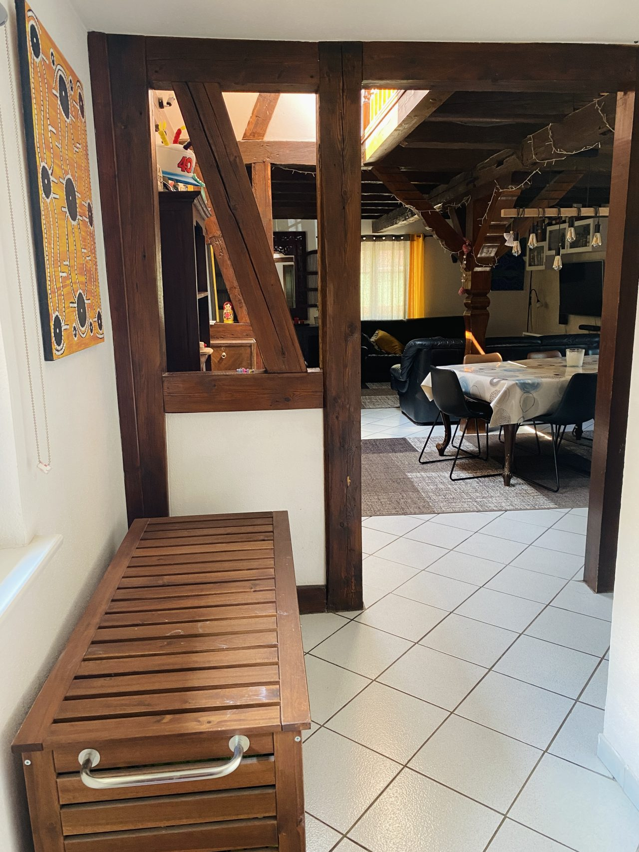 Kaltenhouse, maison alsacienne moderne et chaleureuse, 140m2. Vidéo disponible