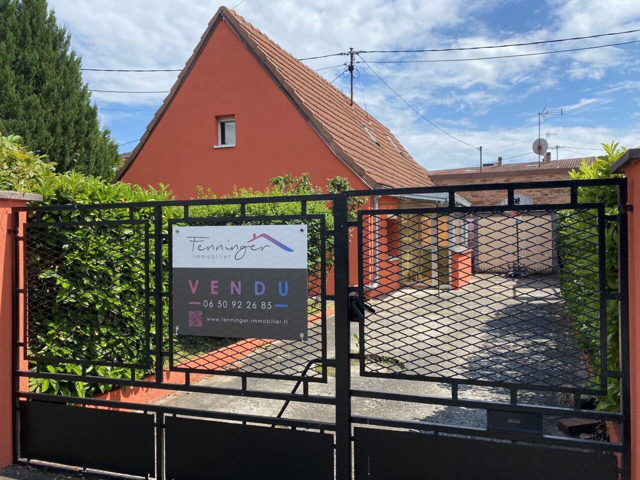 maison haguenau vente Fenninger immobilier