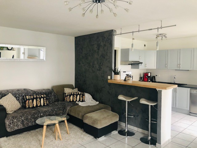 Haguenau magnifique 3 pièces, 69m², balcon, garage, cave
