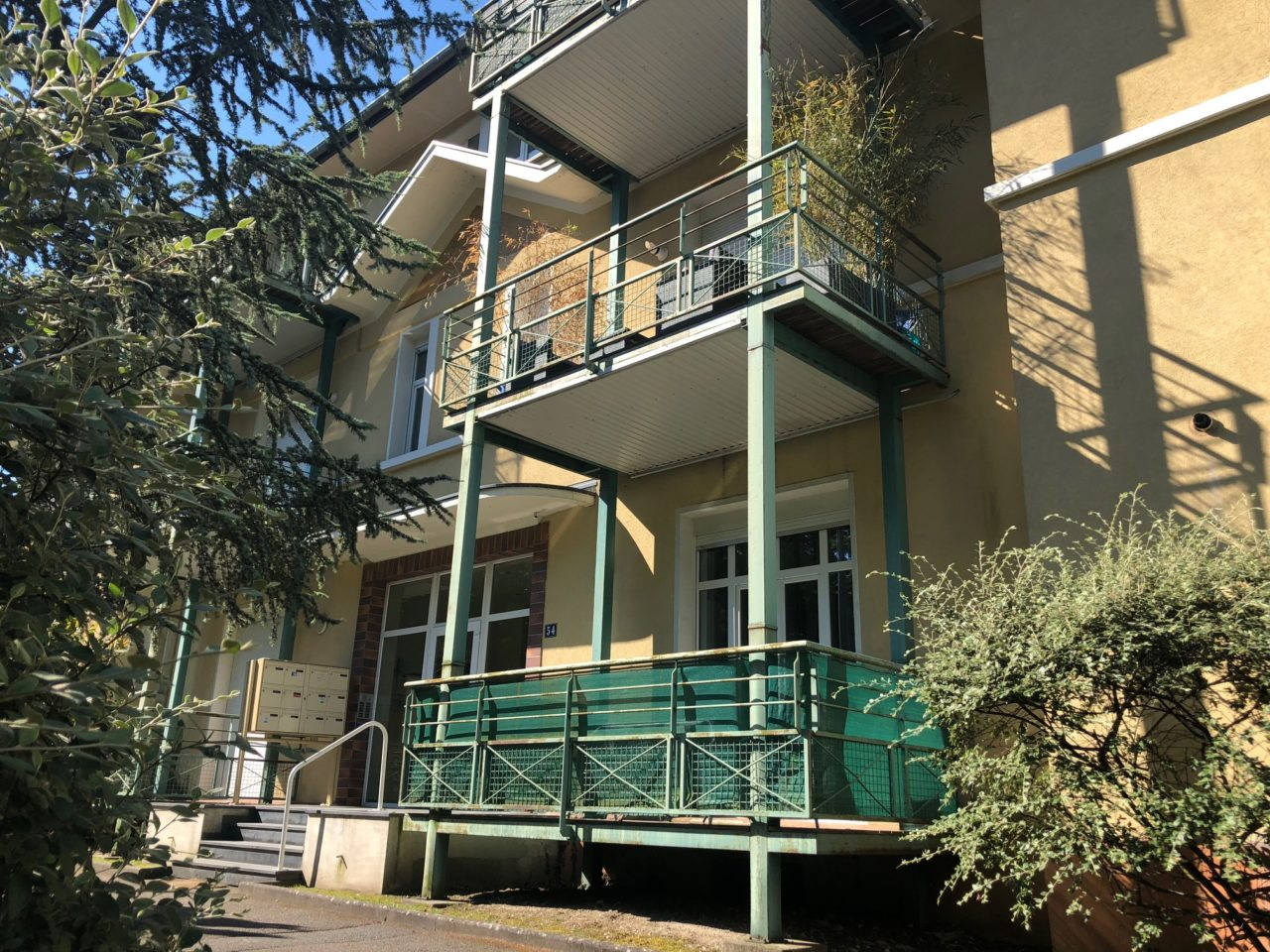 Haguenau très beau 3 pièces de 87m², dernier étage, terrasse, parking