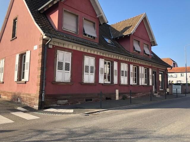 Schweighouse local 86m² en rez de chaussée