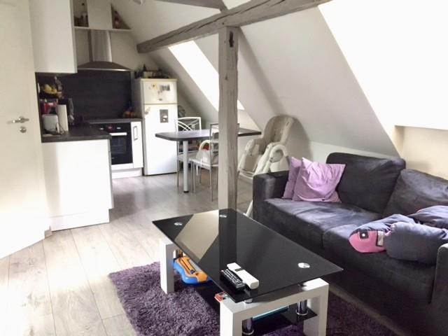 Haguenau, immeuble 3 logements type F2