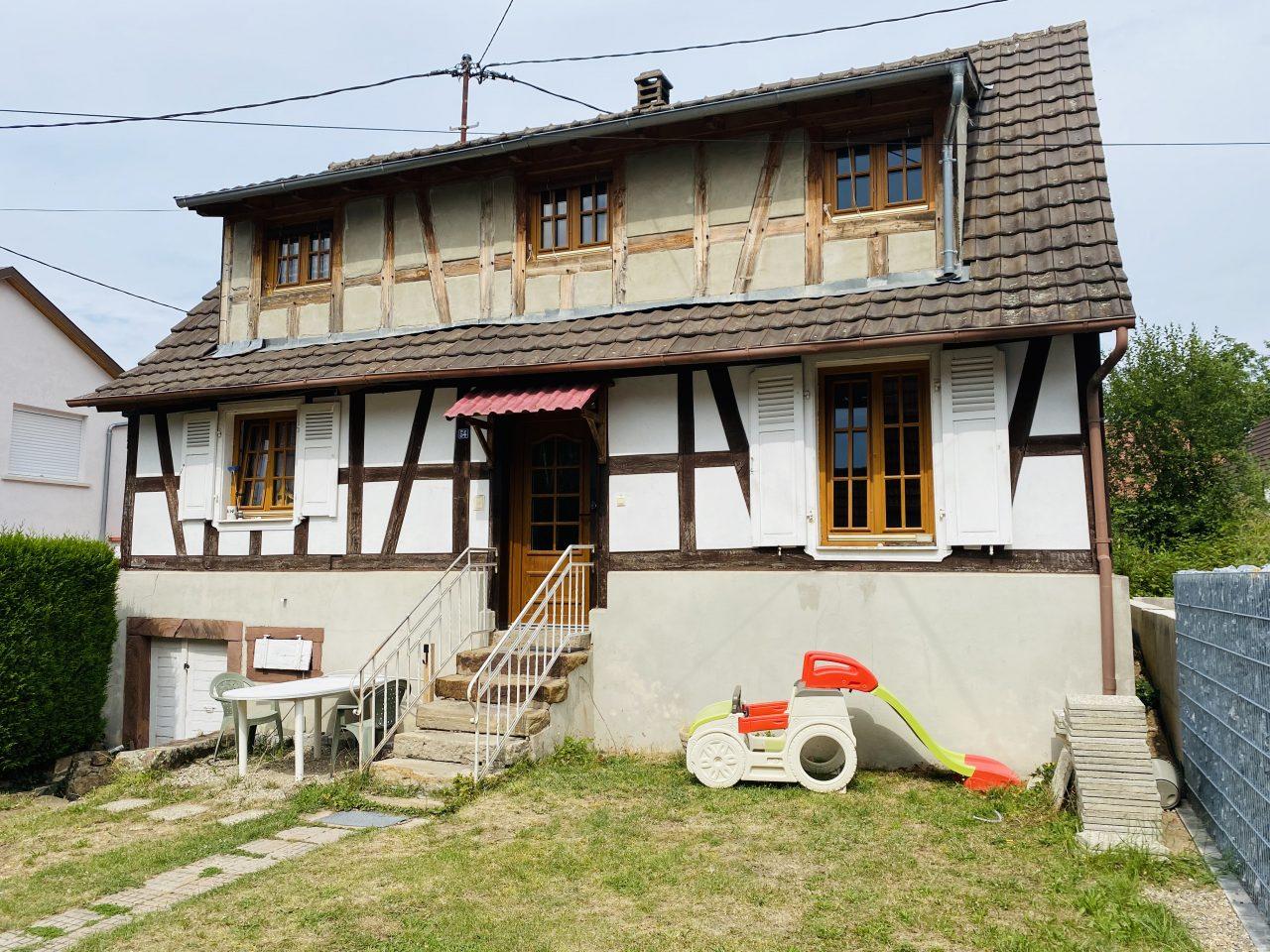 maison vente woerth goersdorf