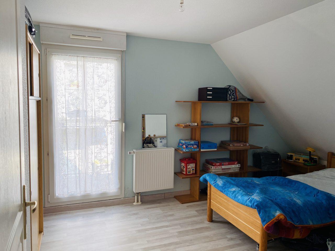 Haguenau, belle maison mitoyenne 5 pièces à 10 min à pied de la gare. Vidéo disponible