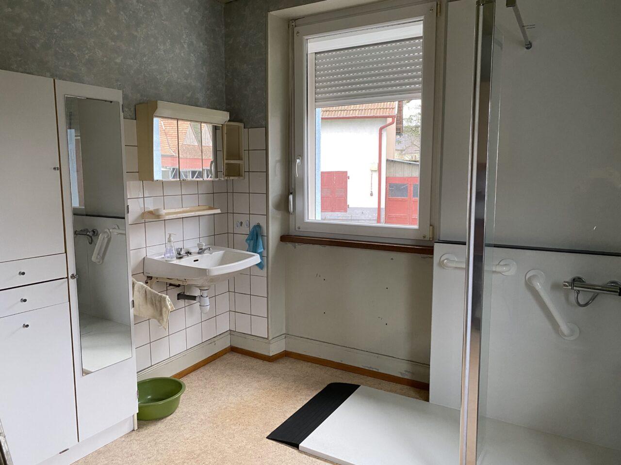 Gumbrechtshoffen, maison 130m2 et 2 grandes dépendances sur 13,83 ares