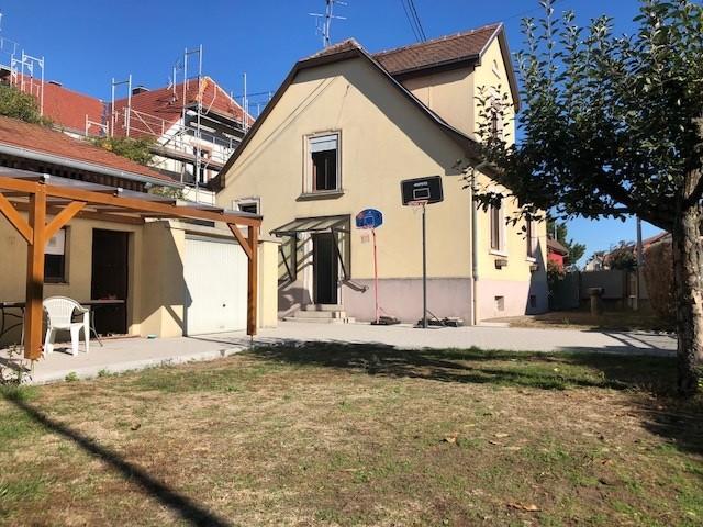 Haguenau, maison 5 pièces, 100m² sur 4 ares